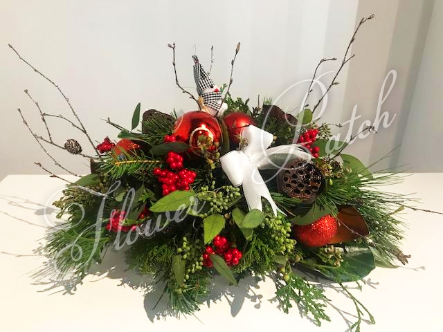 Christmas Bouquet Test