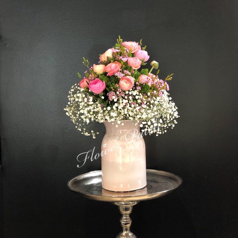 Pink Spring Arrangement
