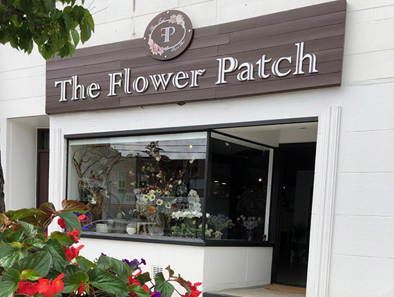 The Flower Pach Florist Shop