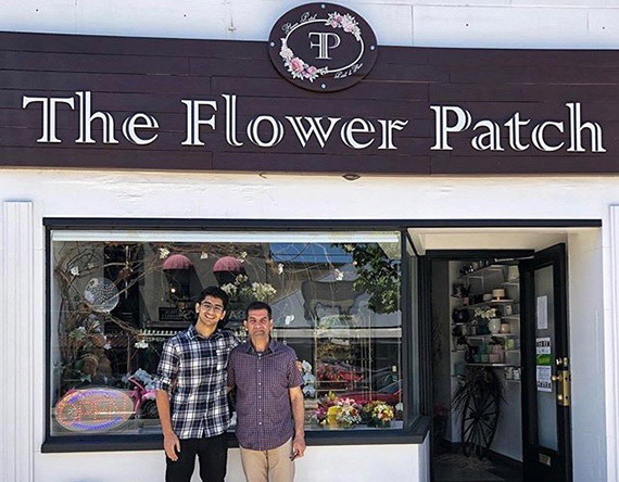 The Flower Pach Store